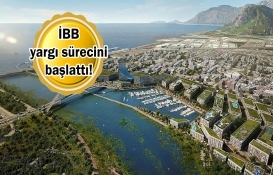 Kanal İstanbul ÇED Raporu'nun iptali için dava açıldı!