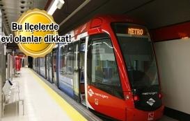 Dünden bugüne İstanbul'daki raylı sistem hatları!