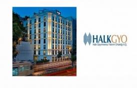 Halk GYO Salıpazarı Oteli'nin piyasa değeri 118 milyon TL oldu!