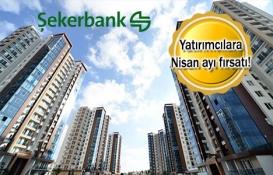 Şekerbank'ın 307 gayrimenkulü 26 Nisan'da satışta!