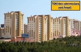 TOKİ 10 ilde 17 konut ile 21 ilde 199 iş yerini satıyor!