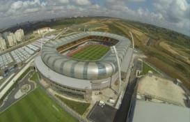 Başakşehir Fatih Terim Stadyumu Bakanlığa tahsis edildi!