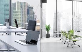 Büyük şirketlerin 3'te 2'si ofislerini küçültüyor!