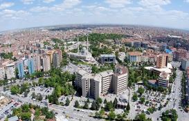 Konya'da Mayıs 2018'de 2 bin 866 konut satıldı!