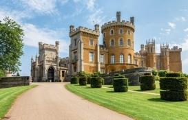 Kraliyet ailesinin en özel kalesindeki kral dairesi kiralık!