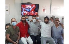 Riyad'da mahsur kalan inşaat işçilerinden çağrı!