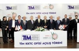 Türkiye İhracat Merkezi ilk yurt dışı ofisini KKTC'de açtı!