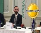 Adem Atmaca'dan Bahçeşehir Göleti açıklaması!