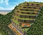 Narlıdere Asmabahçeler projesi mimarisi ile dikkat çekiyor!