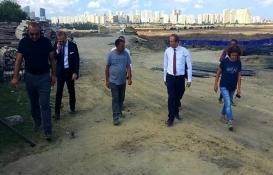Avcılar'da yeni okulun inşaatına başlandı!