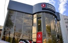 THY Kırgızistan'da merkez ofisi açtı!
