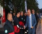 Manisa Kavaklıdere İtfaiye Müfrezesi açıldı!