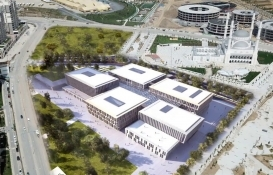 Başakşehir Belediyesi'nin yeni hizmet binası 130 milyon TL'ye mal olacak!