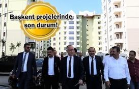 TOKİ, Ankara'daki 85