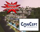 ConCept Yapı'dan Bodrum'a 100 milyon dolarlık 5 proje!
