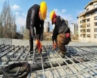 En yoğun istihdam inşaat sektöründe yapılıyor!