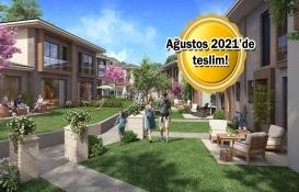 Asmalı Bahçe Şehir'in son etabı satışa çıktı!