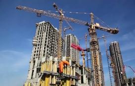 Ekim'de 688 inşaat şirketi kuruldu!