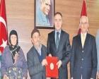 Mehmet Ali Uyanık Denizli'deki arsasını okul için bağışladı!