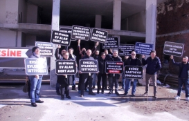Bursa'da kentsel dönüşüm protestosu!