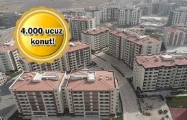 TOKİ 100 bin konut Ankara 2020 projeleri hangi ilçelerde?