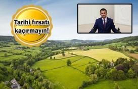 Çiftçilerin Hazine arazilerini kiralayabilmesi için son fırsat!