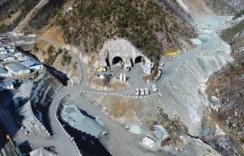 Yeni Zigana Tüneli Avrupa'nın en uzun tüneli olacak!