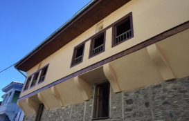 Manisa Rahmi Erdil Evi restore ediliyor!