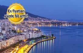 İzmir'de konut fiyatlarına deprem dopingi!