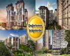 İstanbul Avrupa Yakası'ndaki 6 kentsel dönüşüm projesi!