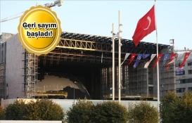 AKM'nin inşaatı tamamlanıyor!