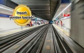 Dudullu-Bostancı Metro Hattı 2021'de açılıyor!