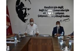 Manisa Şehzadeler'in imar planları masaya yatırıldı!