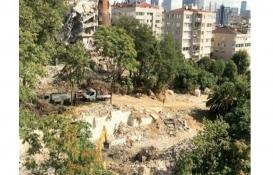 Teşvikiye Mahallesi sakinlerinden deprem toplanma alanı isyanı!