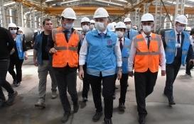 Filyos Limanı'nda yüzde 67 ilerleme sağlandı!