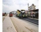 Antalya Döşemealtı'nda sıcak asfalt çalışmaları yapılıyor!