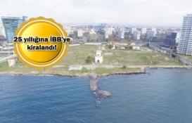 Ataköy Baruthane arazisindeki inşaat projesi iptal edildi!