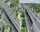 Yahya Kaptan köprülü kavşağı inşaat çalışmaları devam ediyor!