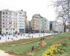 Taksim Meydanı düzenleme projesi başladı!