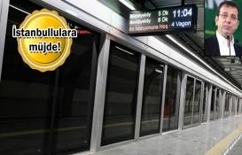 Ataköy-İkitelli Metro Hattı'nın iki istasyonu 29 Mayıs'ta açılıyor!