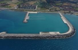 Hatay Madenli Yat Limanı'nın temeli atıldı!