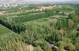 Atatürk Orman Çiftliği arazisi için yürütmeyi durdurma kararı!