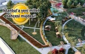 Çatalca Millet Bahçesi 8 Haziran'da ihaleye çıkıyor!