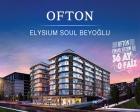 Elysium Soul Beyoğlu'nda 588 bin 750 TL'ye stüdyo daire!