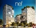 Nef 12 Merter'de kiralık daireler 1.800 TL'den başlıyor!