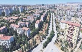 Ankara Etimesgut parselasyon planı askıda!