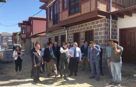 Ankara Hamamarkası konut projesi tanıtıldı!