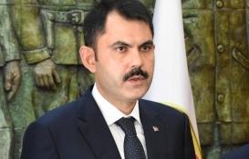 Murat Kurum'dan deprem konutları açıklaması!