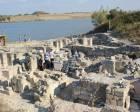 Enez'deki arkeolojik kazılarda Roma dönemine ait mezar bulundu!
