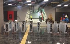 ORGE'den Kabataş-Mecidiyeköy-Mahmutbey Metrosu'na 736 bin Euro'luk ilave iş!